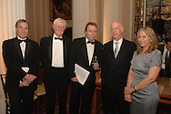 Jim Dale, Gordan Wood, Christopher Hutchins, Paul Goldberger and Louise Mirrer