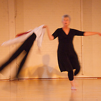 Terrain's Winter Dances, performance and dress rehearsal