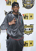 Fabolous at the Fifth Annual VH1's  HipHop Honors held at Hammerstein Ballroom on October 2, 2008..
