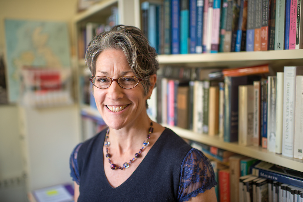 Jill P. Ingram, Associate Professor, Shakespeare, Renaissance Literature, English Department, College of Arts and Sciences