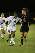 OC Women's Soccer vs NW OK State - 9/30/2006