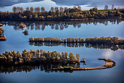 Netherlands - Picstory Autumn, also known as fall in America and Canada is one of the four temperate seasons. Autumn marks the transition from summer to winter, Autumn / Fall in the Netherlands.The Biesbosch. © raymond rutting