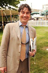NAT PARKER at the third day of the 2010 Glorious Goodwood racing festival at Goodwood Racecourse, Chichester, West Sussex on 29th July 2010.