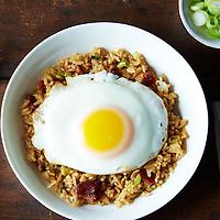 Breakfast Fried Rice