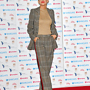 Ashley Roberts attends Women of the Year Lunch and Awards at Intercontinental Hotel Park Lane, London, UK. 15 October 2018.