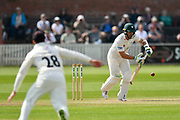 Daryl Mitchell of Worcestershire batting during the Specsavers County Champ Div 1 match between Somerset County Cricket Club and Worcestershire County Cricket Club at the Cooper Associates County Ground, Taunton, United Kingdom on 22 April 2018. Picture by Graham Hunt.