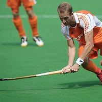 MELBOURNE - Champions Trophy men 2012<br /> Netherlands v New Zealand<br /> foto: Backhand Billy Bakker.<br /> FFU PRESS AGENCY COPYRIGHT FRANK UIJLENBROEK
