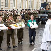 LUX/Luxemburg/20190504 - Funeral of HRH Grand Duke Jean/Uitvaart Groothertog Jean, onderscheidingen van Groothertog Jean
