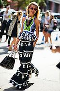 NY Fashion Week S/S 2014