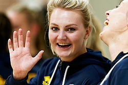 26-10-2019 NED: Dros Alterno - Set Up 65, Apeldoorn<br /> Round 4 of Eredivisie volleyball - Anne Hesselink #5 of Set Up
