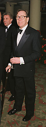 The EARL OF SNOWDON at a party in London on 22nd February 1999. MON 209
