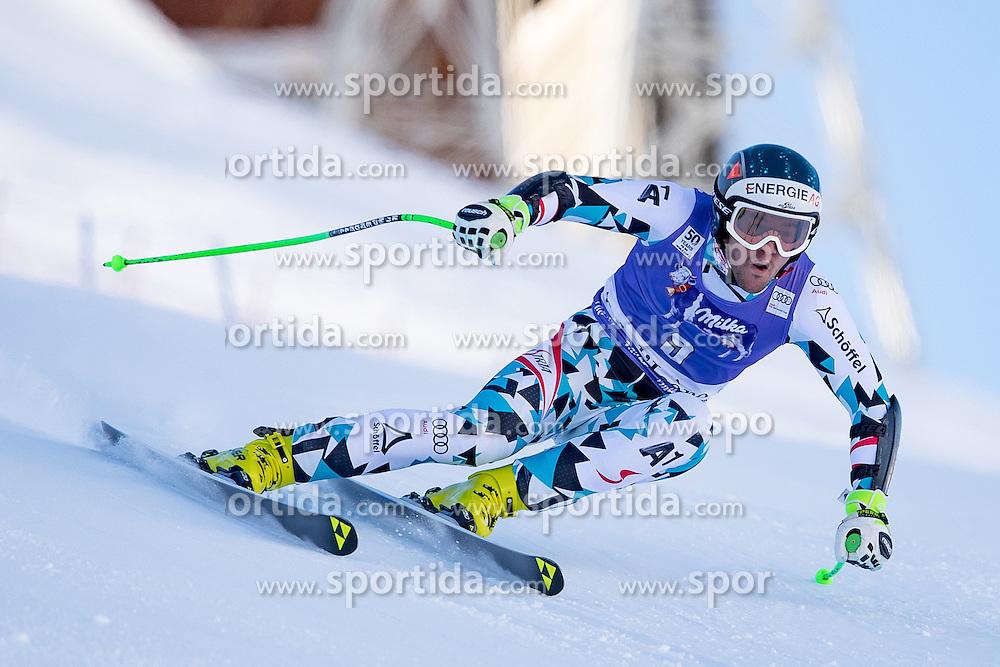 02.12.2016, Val d Isere, FRA, FIS Weltcup Ski Alpin, Val d Isere, Super G, Herren, im Bild Vincent Kriechmayr (AUT) // Vincent Kriechmayr of Austria in action during the race of men's SuperG of the Val d'Isere FIS Ski Alpine World Cup. Val d'Isere, France on 2016/02/12. EXPA Pictures © 2016, PhotoCredit: EXPA/ Johann Groder