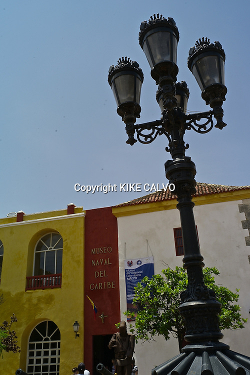 Maritime Museum of the Caribbean. Cartagena. Colombia.