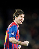 Messi scores five goals