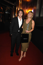 SARA COX and JOSH GROBAN at the Glamour magazine Women of the Year Awards held in the Berkeley Square Gardens, London W1 on 5th June 2007.<br /><br />NON EXCLUSIVE - WORLD RIGHTS