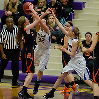 02-03-15 Berryville Jr. High Girls vs. Gravette