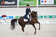 Karin Kosak - Lucy's Day<br /> Alltech FEI World Equestrian Games™ 2014 - Normandy, France.<br /> © DigiShots