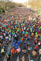 SPAIN CATALONIA BARCELONA 12MAR17 - The Zurich Bareclona Marathon 2017 event.<br /> <br /> jre/Photo by Jiri Rezac<br /> <br /> © Jiri Rezac 2017