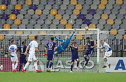 Players of NK Maribor and NK Celje in action during football match between NK Maribor and NK Celje in Round #24 of Prva liga Telekom Slovenije 2018/19, on March 30, 2019 in stadium Ljudski vrt, Maribor, Slovenia. Photo by Milos Vujinovic / Sportida