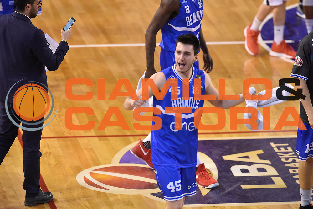 Spanghero Marco<br /> Germani Basket Brescia vs Enel Brindisi<br /> Lega Basket Serie A 2016/2017<br /> Brescia 11032017<br /> Foto Ciamillo-Castoria/G. Ciamillo
