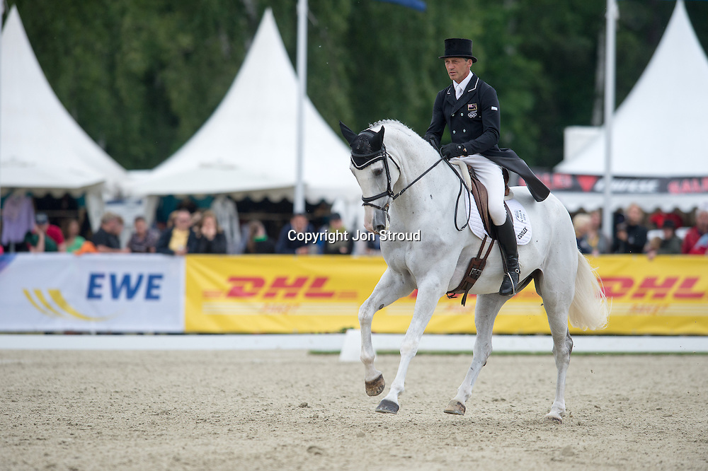 Andrew Nicholson (NZL ) & Mr Cruise Control - Dressage - Luhmuhlen CCI4* - Salzhausen, Germany - 14 June 2013