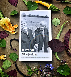 """Jamie Oliver releases a photo on Instagram with the following caption: """"I'm very Nearly there @allanjenkins21 A brilliantly written book mate, you had me in bits yesterday I had to start chopping onions anyway I thought id take a pick in my plot in honour of your fine fine work \ud83d\udc4d\ud83d\ude0e\ud83e\udd5c\ud83d\udc4f highly recommended to anyone especially the foodies."""". Photo Credit: Instagram *** No USA Distribution *** For Editorial Use Only *** Not to be Published in Books or Photo Books ***  Please note: Fees charged by the agency are for the agency's services only, and do not, nor are they intended to, convey to the user any ownership of Copyright or License in the material. The agency does not claim any ownership including but not limited to Copyright or License in the attached material. By publishing this material you expressly agree to indemnify and to hold the agency and its directors, shareholders and employees harmless from any loss, claims, damages, demands, expenses (including legal fees), or any causes of action or allegation against the agency arising out of or connected in any way with publication of the material."""
