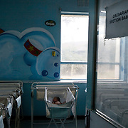 "Cesarian section newborns at Pumwani Maternity Hospital in Nairobi. According to Dr.Charles Wanyoni, medical superintendent of the hospital, ""We are probably the busiest maternal health hospital on the continent."" So far in 2009, there have been 11,000 deliveries at the hospital and seven deaths. They deliver approximately 80-100 babies a day."