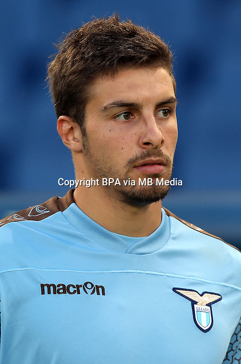 Italian League Serie A -2015-2016 / <br /> ( SS Lazio ) - <br /> Guido Guerrieri