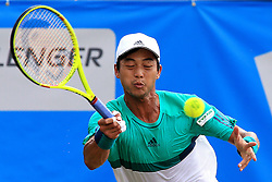 Yen-Hsun Lu of Chinese Taipei - Mandatory by-line: Matt McNulty/JMP - 05/06/2016 - TENNIS - Northern Tennis Club - Manchester, United Kingdom - AEGON Manchester Trophy