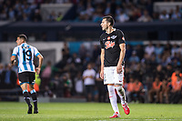 AVELLANEDA, BUENOS AIRES, ARGENTINA - 2017 NOVEMBER 01. Club Libertad (21) Antolín Alcaraz during the Copa Sudamericana quarter-finals 2nd leg match between Racing Club de Avellaneda and Club Libertad at Estadio Juan Domingo Perón,  <br /> ( Photo by Sebastian Frej )