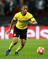 Borussia Dortmund's Abdou Diallo in action