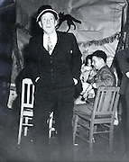 celebrating Halloween USA 1946