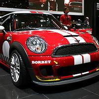 Mini Challenge, Geneva Motor Show 2008