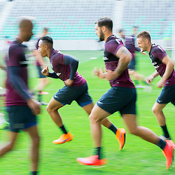 20150613: SLO, Football - Euro 2016 Qualifiers, Practice session of England