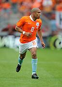 Nigel de Jong of The Netherlands