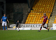 06/10/2017 - St Johnstone v Dundee - Dave Mackay testimonial at McDiarmid Park, Perth, Picture by David Young - Dundee's Max Anderson scores