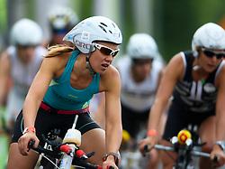03.07.2011, Ironman Austria, Klagenfurt, Kaernten, im Bild, Barbara Tesar, AUT, EXPA Pictures © 2011, PhotoCredit: EXPA/ M. Kuhnke
