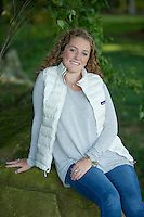 Julia Harris senior portrait session.  ©2015 Karen Bobotas Photographer
