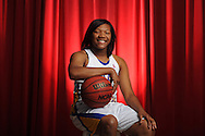 The Oxford Eagle's player of the year for girls basketball is Alexis Malone of Oxford High, in Oxford, Miss. on Wednesday, April 3, 2013.