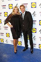 Carl Fogarty, British Comedy Awards, Fountain Studios, London UK, 16 December 2014, Photo by Richard Goldschmidt
