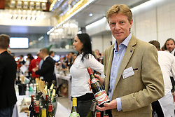 Vinska klet Louis Max at International wine festival Top Vino by eVino.si, on October 17, 2016 in Cankarjev Dom, Ljubljana, Slovenia. Photo by Matic Klansek Velej / Sportida