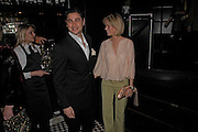Cem and Caroline Habib. Conservative fund raising dinner hosted  by Marco Pierre White and Franki Dettori at  Frankie's. Knightsbridge. 17 January 2004. ONE TIME USE ONLY - DO NOT ARCHIVE  © Copyright Photograph by Dafydd Jones 66 Stockwell Park Rd. London SW9 0DA Tel 020 7733 0108 www.dafjones.com