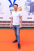 2019, June 02. Pathe ArenA, Amsterdam, the Netherlands. Levi van Kempen at the dutch premiere of The Secret Life of Pets 2.
