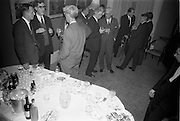 21/12/1965<br /> 12/21/1965<br /> 21 December 1965<br /> <br /> A.E.I. Cocktail Party at Shelbourne Hotel
