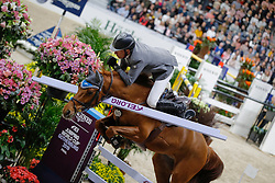 Beerbaum Ludger, GER, Cool Feeling<br /> Jumping Final Round 2<br /> Longines FEI World Cup Finals Jumping Gothenburg 2019
