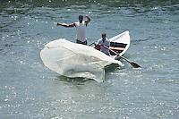 Fishermen in Boca de Yuma.