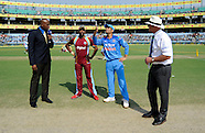 Cricket - India v West Indies 2nd ODI Delhi