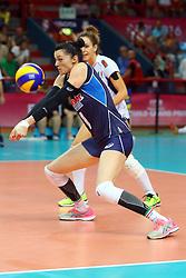 SERENA ORTOLANI<br /> ITALIA - OLANDA<br /> VOLLEYBALL WORLD GRAND PRIX 2016<br /> BARI 18-06-2016<br /> FOTO GALBIATI - RUBIN
