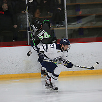 Men's Ice Hockey: Lawrence University Vikings vs. Stevenson University Mustangs