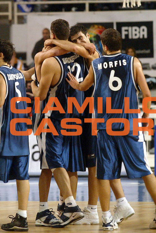 DESCRIZIONE : MAR DEL PLATA FIBA UNDER 21 WORLD CHAMPIONSHIP FOR MEN CAMPIONATO DEL MONDO UNDER 21 MASCHILE<br />
